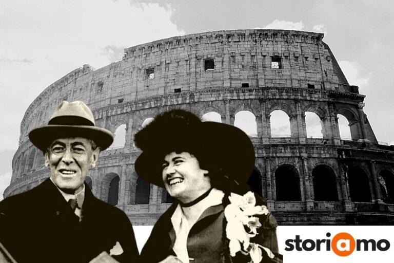 Woodrow Wilson e gli italiani, storia di una breve infatuazione
