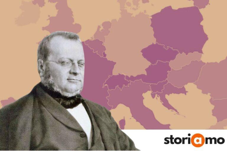 Cavour l'europeo, un piemontese innamorato dell'Europa