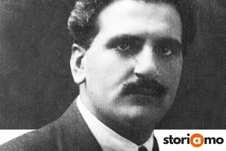 L'omicidio di Giuseppe Di Vagno, il primo delitto politico fascista