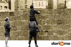 1961 costruzione del Muro di Berlino