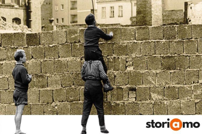 La costruzione del Muro di Berlino, cronaca di una ferita