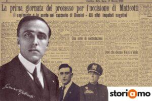 Processo Matteotti, Chieti 1925