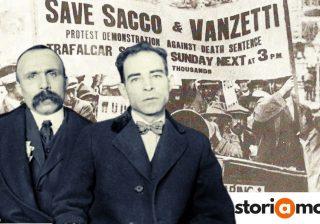 Sacco e Vanzetti storia