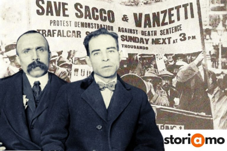 Sacco e Vanzetti, ingiustizia è fatta