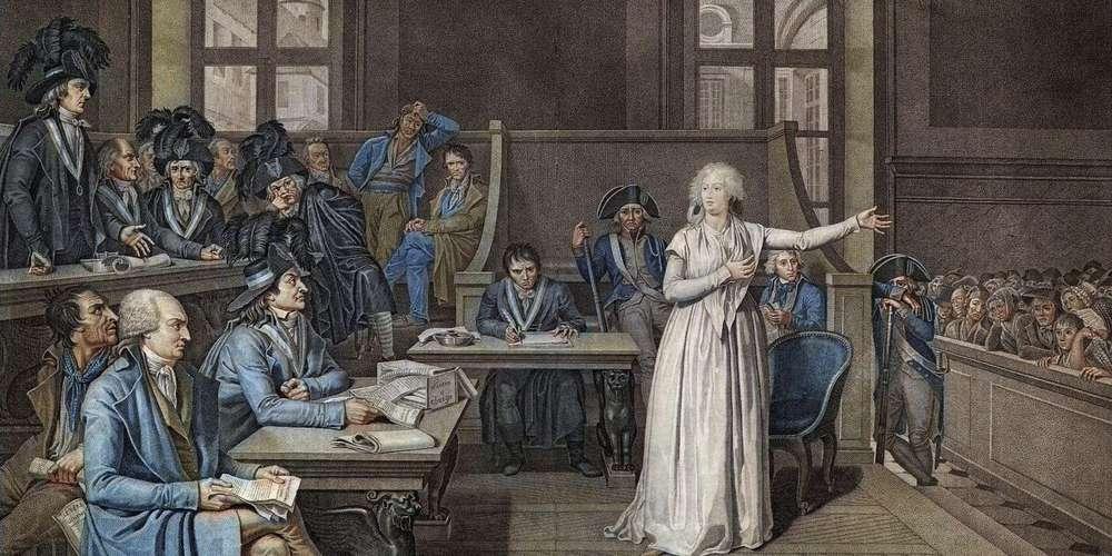 Il processo di Maria Antonietta