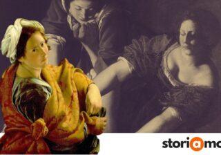 Storia di Artemisia Gentileschi