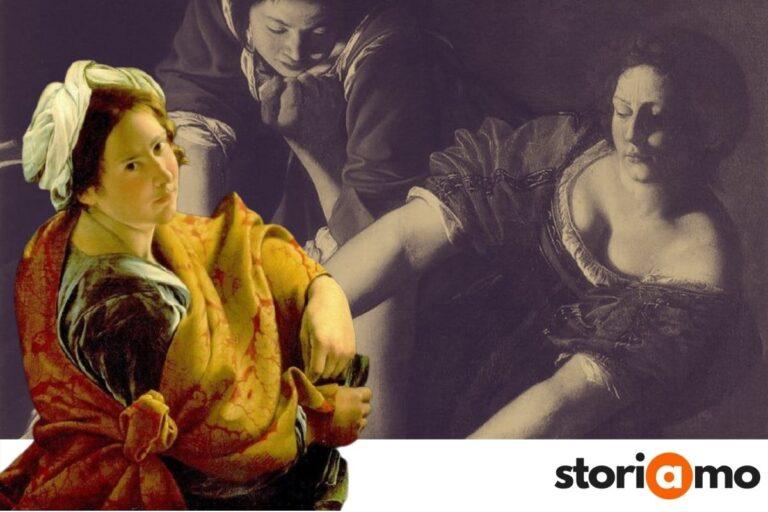 Artemisia Gentileschi, il coraggio di dipingere