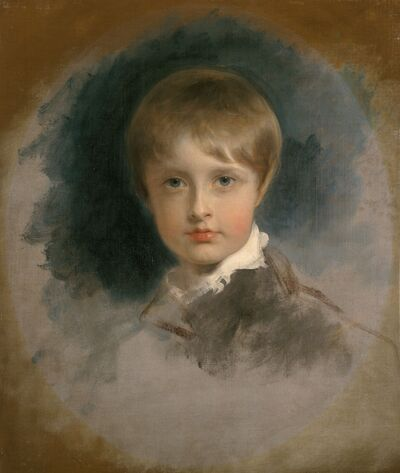 Napoleone Francesco Giuseppe Carlo Bonaparte, Thomas Lawrence