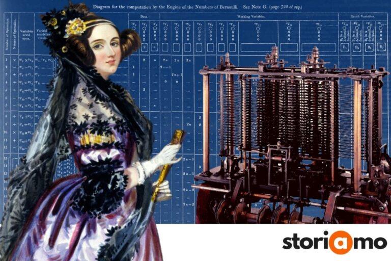 Ada Lovelace, la donna che immaginò il computer