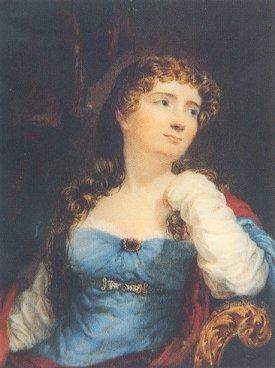 Anne Isabella Milbanke, Charles Hayter (1812)