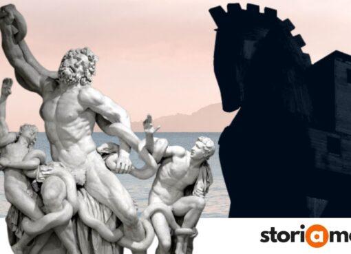Il mito di Laocoonte