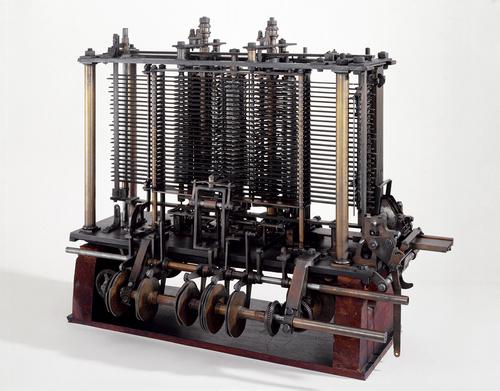 La macchina analitica di Charles Babbage