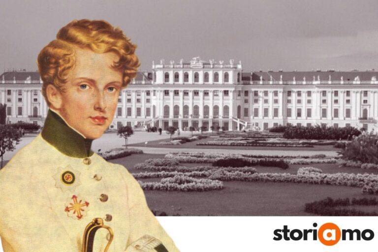 Napoleone II, colui che fu imperatore per soli due giorni