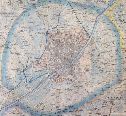 Piano regolatore di Poggi per Firenze capitale