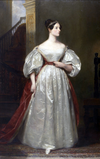 Augusta Ada Byron in Lovelace