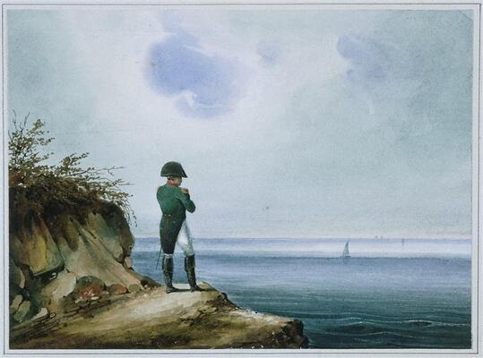 Napoleone a Sant'Elena, François Joseph Sandmann