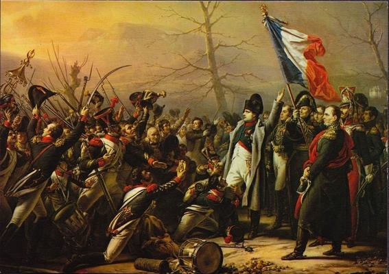 Il ritorno di Napoleone dall'Elba, Charles de Steuben