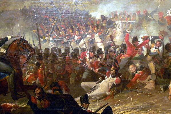 Waterloo, Denis Dighton