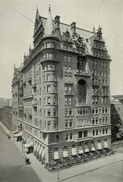 Waldorf Astoria Hotel (1893-1929)
