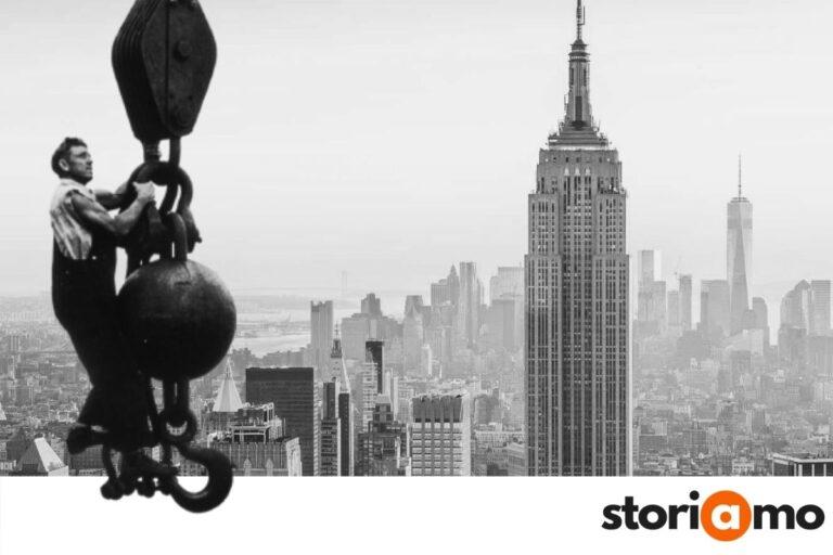 L'Empire State Building, la storia del gigante di New York