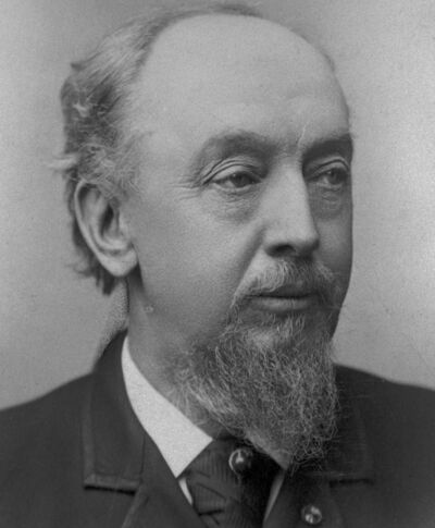 William Le Baron Jenney architetto dell'Home Insurance Building di Chicago